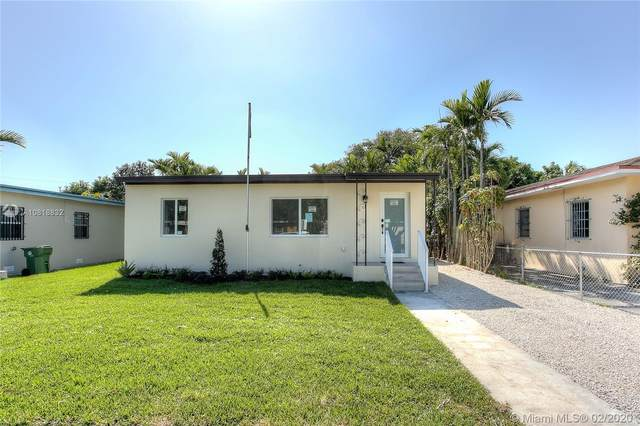 234 E 46th St, Hialeah, FL 33013 (MLS #A10818832) :: Berkshire Hathaway HomeServices EWM Realty