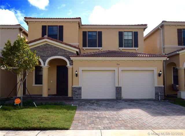 784 NE 191st St, Miami, FL 33179 (MLS #A10818861) :: Lucido Global