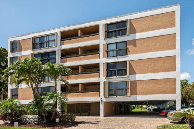 5494 NE 25th Avenue #505, Fort Lauderdale, FL 33308 (MLS #A10818874) :: The Howland Group