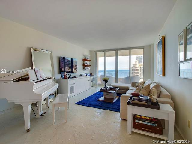 791 Crandon Blvd #1501, Key Biscayne, FL 33149 (MLS #A10818904) :: Prestige Realty Group