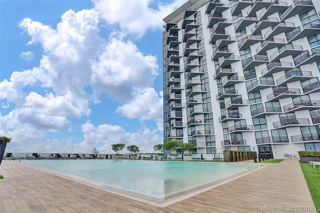 5300 Paseo Blvd #1814, Doral, FL 33166 (MLS #A10818969) :: Berkshire Hathaway HomeServices EWM Realty