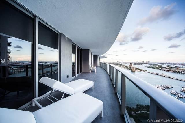 488 NE 18th Street #3110, Miami, FL 33132 (MLS #A10818977) :: Berkshire Hathaway HomeServices EWM Realty