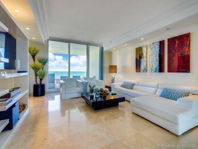 785 Crandon Blvd #1802, Key Biscayne, FL 33149 (MLS #A10818999) :: Berkshire Hathaway HomeServices EWM Realty