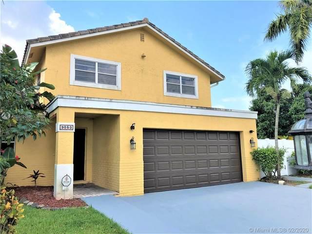 9050 SW 8th St, Boca Raton, FL 33433 (MLS #A10819040) :: Berkshire Hathaway HomeServices EWM Realty