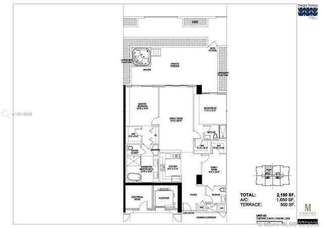 330 Sunny Isles Blvd Lanai 503, Sunny Isles Beach, FL 33160 (MLS #A10819096) :: United Realty Group