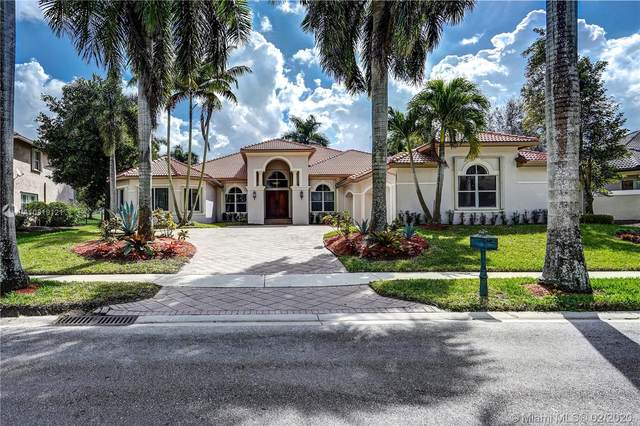 2467 Provence Circle, Weston, FL 33327 (MLS #A10819121) :: The Howland Group