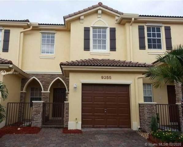 9353 SW 221st Way, Cutler Bay, FL 33190 (MLS #A10819161) :: Berkshire Hathaway HomeServices EWM Realty