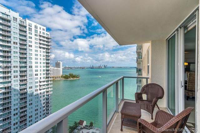 1155 Brickell Bay Dr #2302, Miami, FL 33131 (MLS #A10819180) :: Ray De Leon with One Sotheby's International Realty