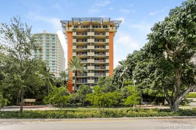2951 S Bayshore Dr #706, Miami, FL 33133 (MLS #A10819200) :: Berkshire Hathaway HomeServices EWM Realty
