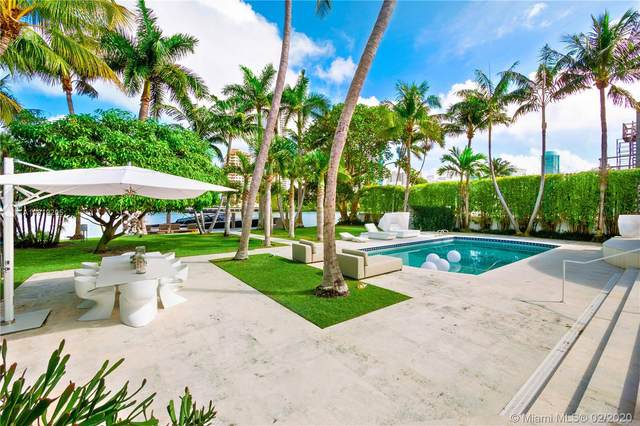6455 Allison Rd, Miami Beach, FL 33141 (MLS #A10819205) :: Berkshire Hathaway HomeServices EWM Realty