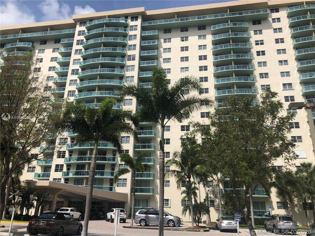 19390 Collins Ave #406, Sunny Isles Beach, FL 33160 (MLS #A10819213) :: The Teri Arbogast Team at Keller Williams Partners SW