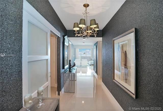 1800 S Ocean Dr #1604, Hallandale Beach, FL 33009 (MLS #A10819220) :: Castelli Real Estate Services