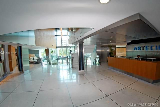 2950 NE 188th St #424, Aventura, FL 33180 (MLS #A10819247) :: Castelli Real Estate Services