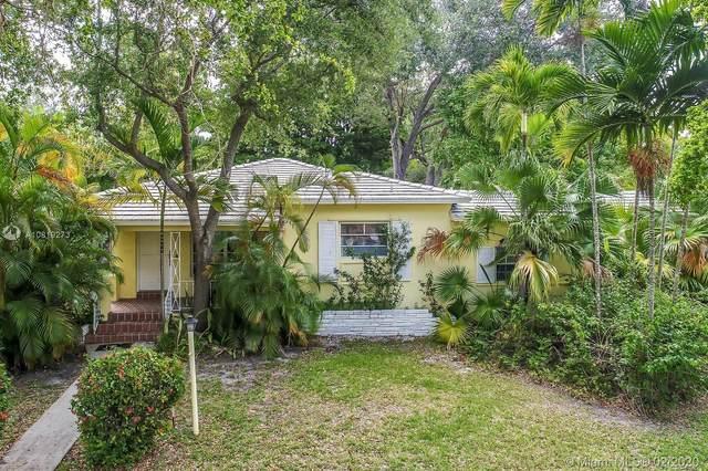 6809 Nervia St, Coral Gables, FL 33146 (MLS #A10819273) :: Albert Garcia Team