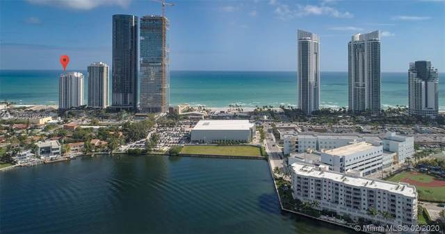 18683 Collins Ave #1006, Sunny Isles Beach, FL 33160 (MLS #A10819297) :: United Realty Group