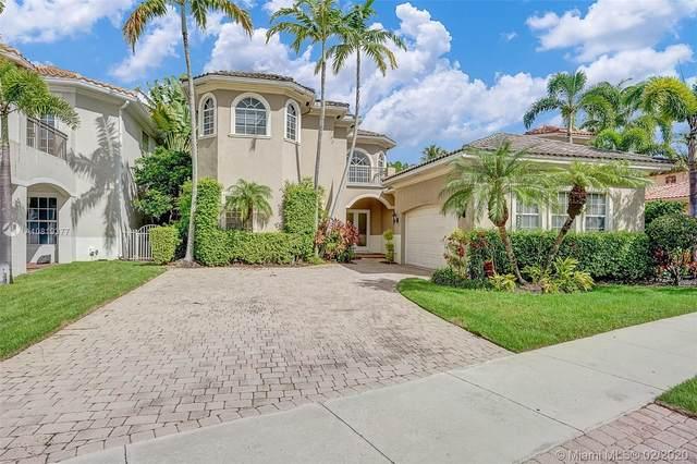19440 Ambassador Ct, Miami, FL 33179 (MLS #A10819377) :: Green Realty Properties