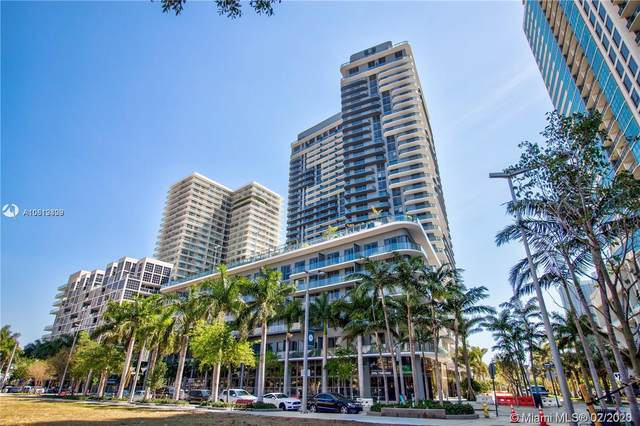 121 NE 34th St #3105, Miami, FL 33137 (MLS #A10819409) :: ONE Sotheby's International Realty