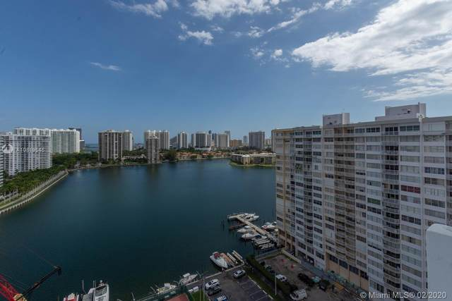 2750 NE 183rd St #1910, Aventura, FL 33160 (MLS #A10819546) :: ONE Sotheby's International Realty