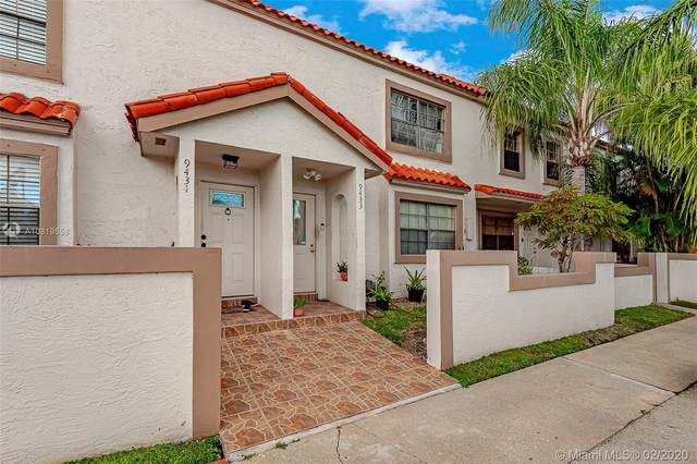 9433 NW 42nd St #9433, Sunrise, FL 33351 (MLS #A10819558) :: THE BANNON GROUP at RE/MAX CONSULTANTS REALTY I