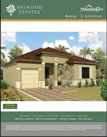 15771 SW 299th St, Homestead, FL 33033 (MLS #A10819577) :: Albert Garcia Team