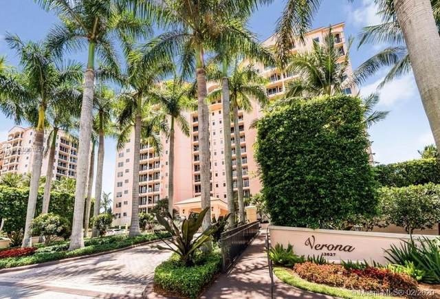 13627 Deering Bay Dr #401, Coral Gables, FL 33158 (MLS #A10819579) :: Green Realty Properties