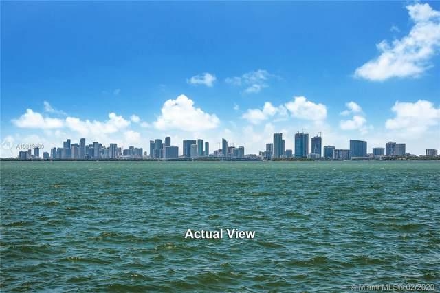 1570 S Treasure Dr, North Bay Village, FL 33141 (MLS #A10819680) :: Green Realty Properties