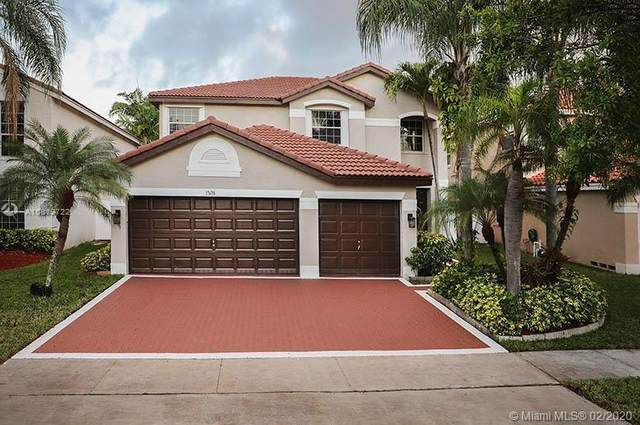 17678 SW 28th Ct, Miramar, FL 33029 (MLS #A10819722) :: The Jack Coden Group