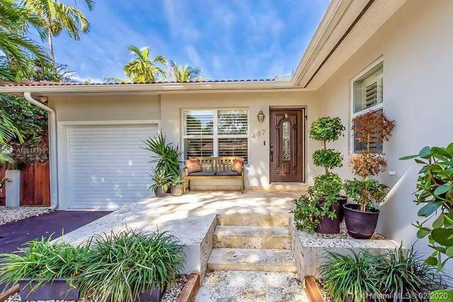 407 Perugia Ave, Coral Gables, FL 33146 (MLS #A10819739) :: Berkshire Hathaway HomeServices EWM Realty