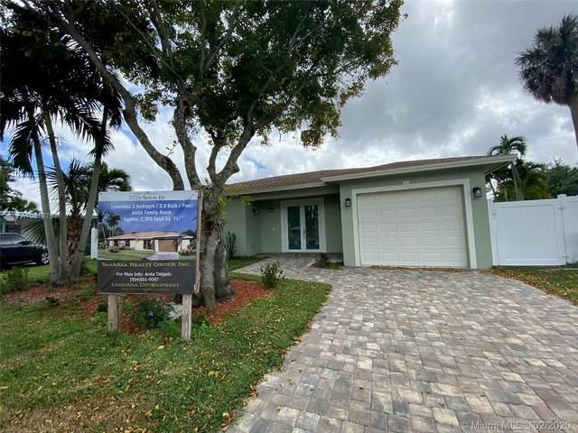 5728 Seton Dr, Margate, FL 33063 (MLS #A10819754) :: Green Realty Properties