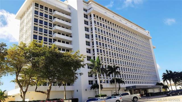 700 Biltmore Way #915, Coral Gables, FL 33134 (MLS #A10819796) :: Ray De Leon with One Sotheby's International Realty