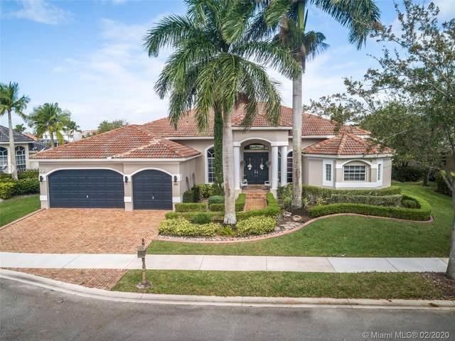 414 Mallard Ln, Weston, FL 33327 (#A10819822) :: Real Estate Authority