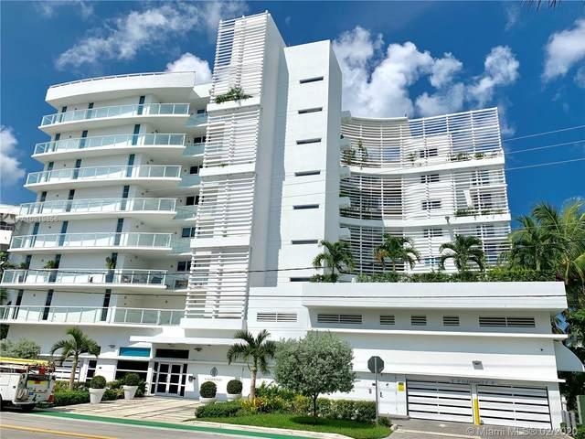 9821 E Bay Harbor Dr #805, Bay Harbor Islands, FL 33154 (#A10819856) :: Posh Properties