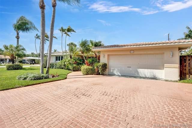 5901 NE 21st Cir, Fort Lauderdale, FL 33308 (MLS #A10819883) :: The Howland Group