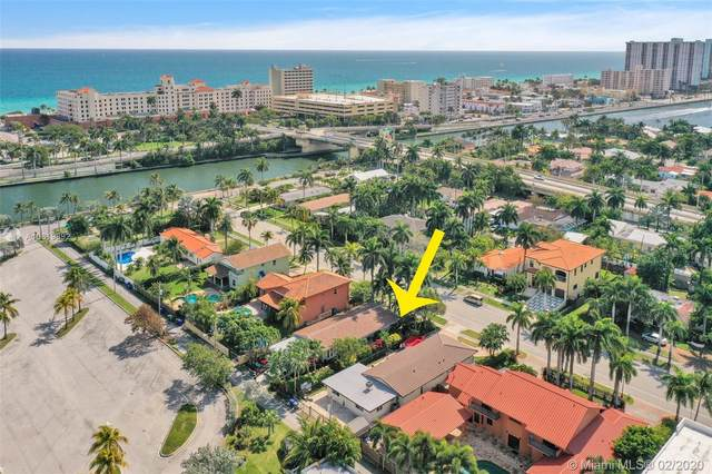 731 Tyler St, Hollywood, FL 33019 (MLS #A10819892) :: Green Realty Properties