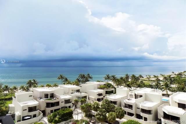 201 Crandon Blvd #837, Key Biscayne, FL 33149 (MLS #A10819908) :: Berkshire Hathaway HomeServices EWM Realty