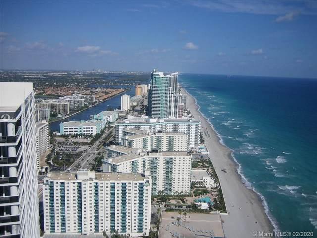 1830 S Ocean Dr #4111, Hallandale Beach, FL 33009 (MLS #A10819955) :: Berkshire Hathaway HomeServices EWM Realty
