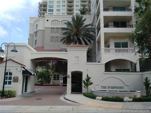 610 W Las Olas Blvd 1011N, Fort Lauderdale, FL 33312 (#A10819982) :: Dalton Wade