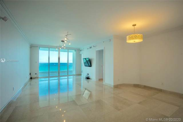 16051 Collins Ave #2802, Sunny Isles Beach, FL 33160 (MLS #A10820003) :: Re/Max PowerPro Realty