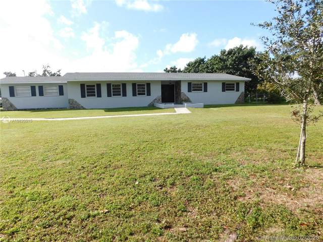 19950 SW 280th St, Homestead, FL 33031 (#A10820015) :: Dalton Wade