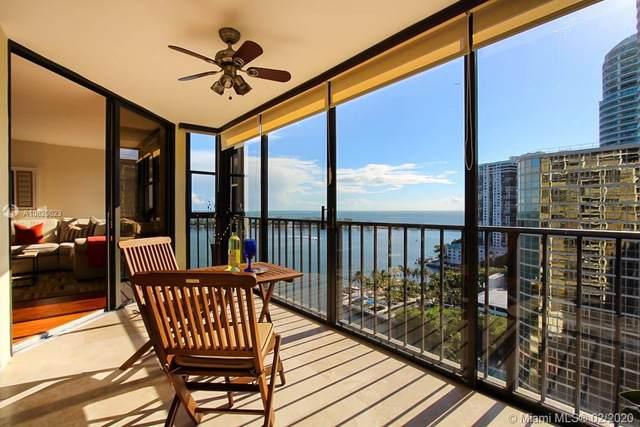 1925 Brickell Ave D1712, Miami, FL 33129 (MLS #A10820023) :: Berkshire Hathaway HomeServices EWM Realty