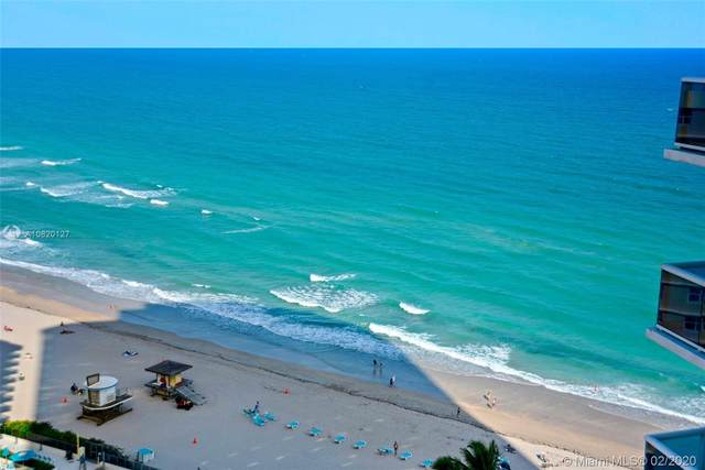 2711 S Ocean Dr #1801, Hollywood, FL 33019 (MLS #A10820127) :: ONE Sotheby's International Realty