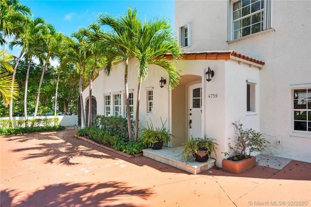 4759 N Bay Rd, Miami Beach, FL 33140 (MLS #A10820146) :: Castelli Real Estate Services