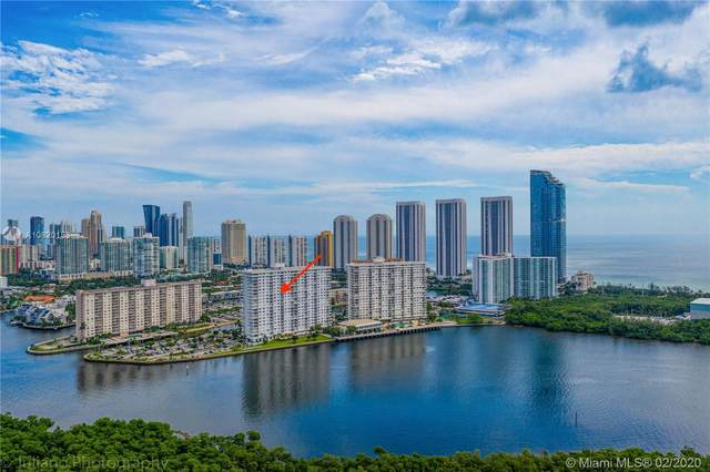 500 Bayview Dr #1021, Sunny Isles Beach, FL 33160 (MLS #A10820153) :: Berkshire Hathaway HomeServices EWM Realty