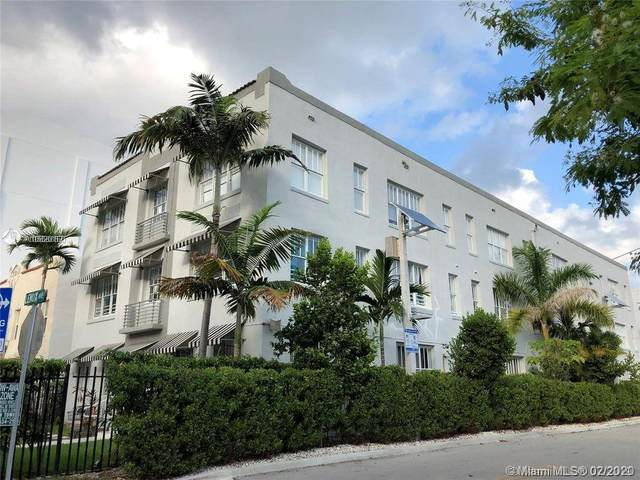 1619 Lenox Ave #18, Miami Beach, FL 33139 (MLS #A10820160) :: ONE Sotheby's International Realty
