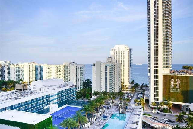 4010 S Ocean Dr #2709, Hollywood, FL 33019 (MLS #A10820184) :: GK Realty Group LLC