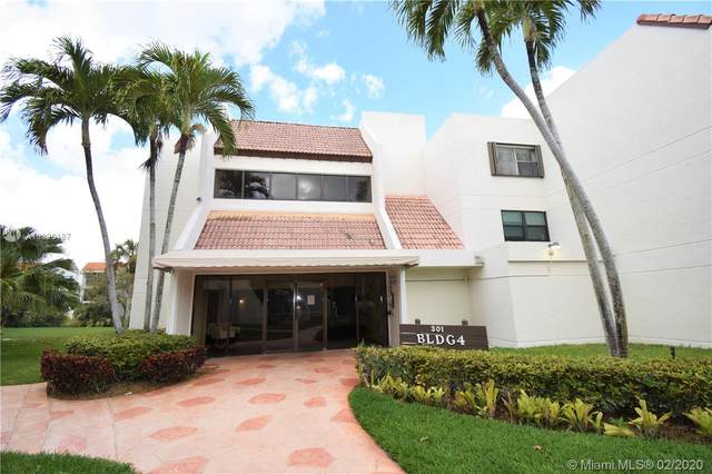 301 Racquet Club Rd #311, Weston, FL 33326 (MLS #A10820187) :: The Howland Group