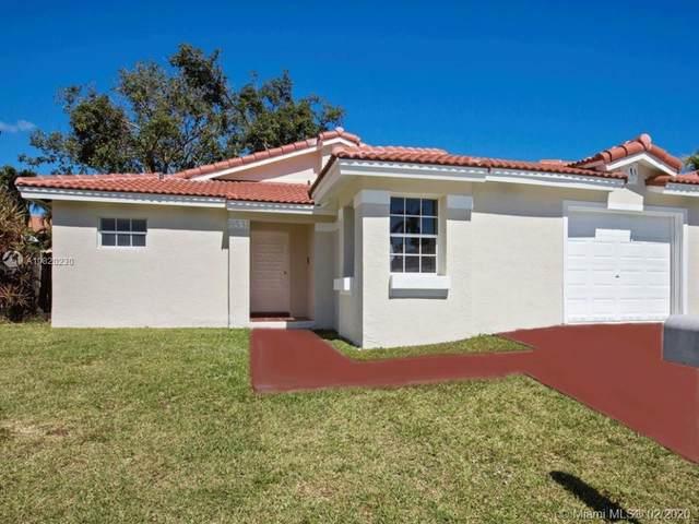 8531 SW 208th Ln, Cutler Bay, FL 33189 (MLS #A10820230) :: Prestige Realty Group