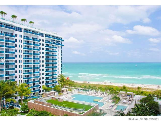 2301 Collins Ave #1040, Miami Beach, FL 33139 (MLS #A10820256) :: The Paiz Group