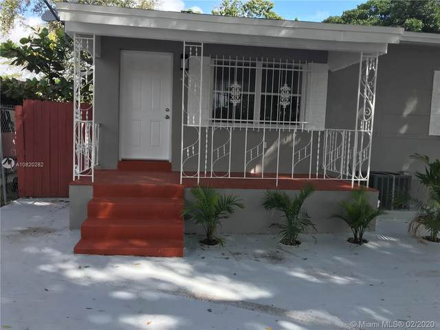 2161 NW 65 ST, Miami, FL 33147 (MLS #A10820282) :: Castelli Real Estate Services