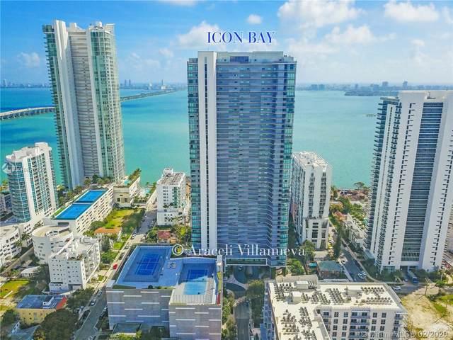 460 NE 28th #3604, Miami, FL 33137 (MLS #A10820302) :: Berkshire Hathaway HomeServices EWM Realty